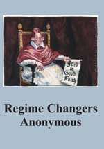 Regime Changers Anonymous